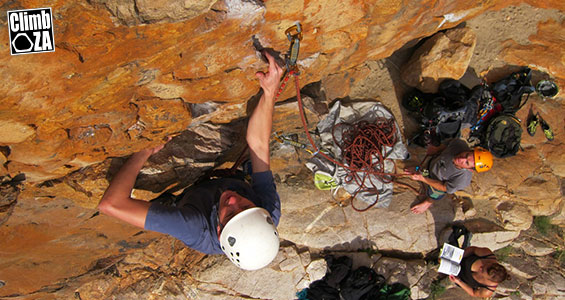 Climbing Gear Rental in Montagu
