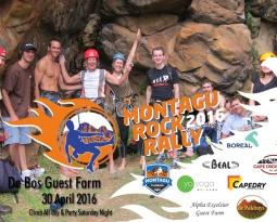 Montagu Rock Rally – 30 April 2016