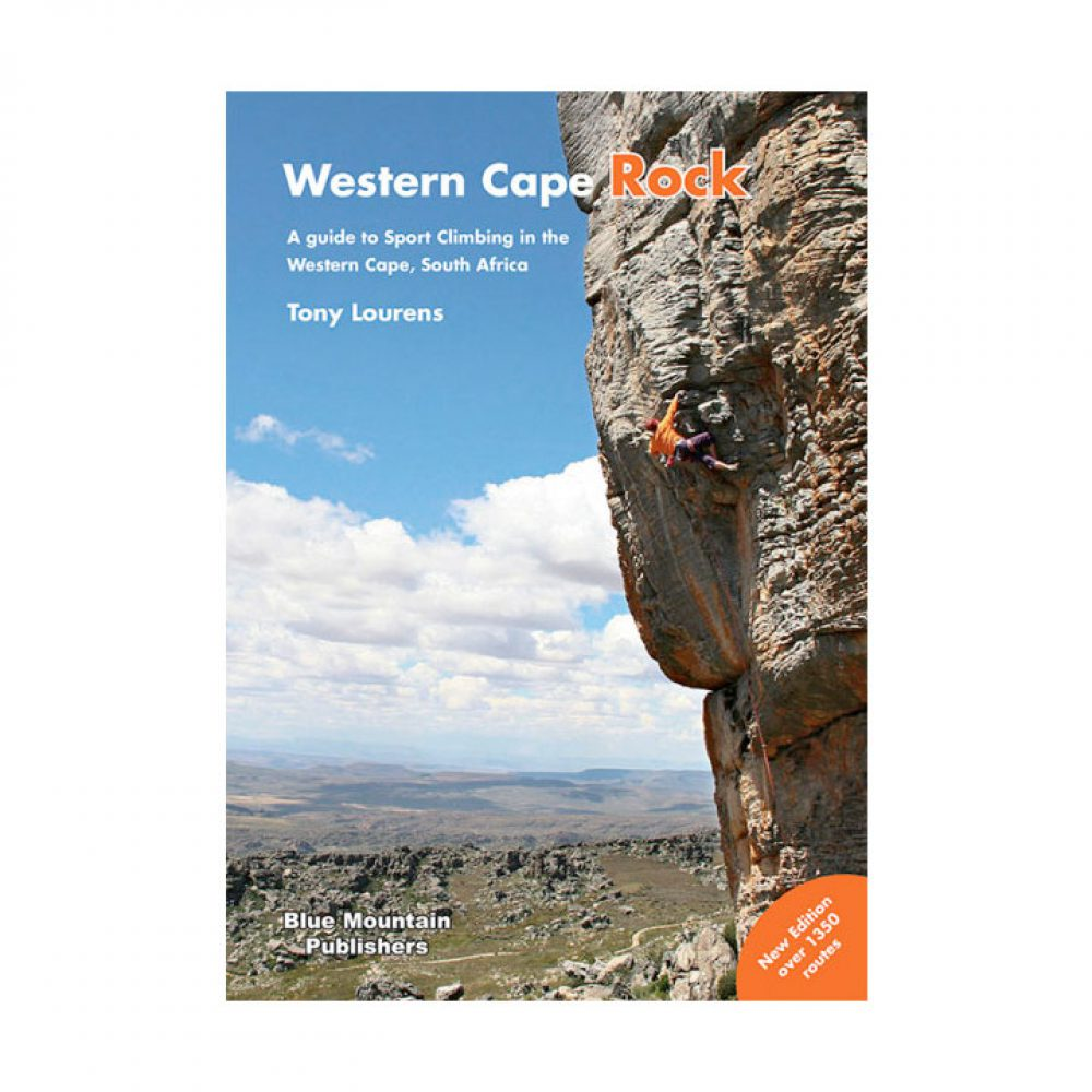 Western Cape Rock Book