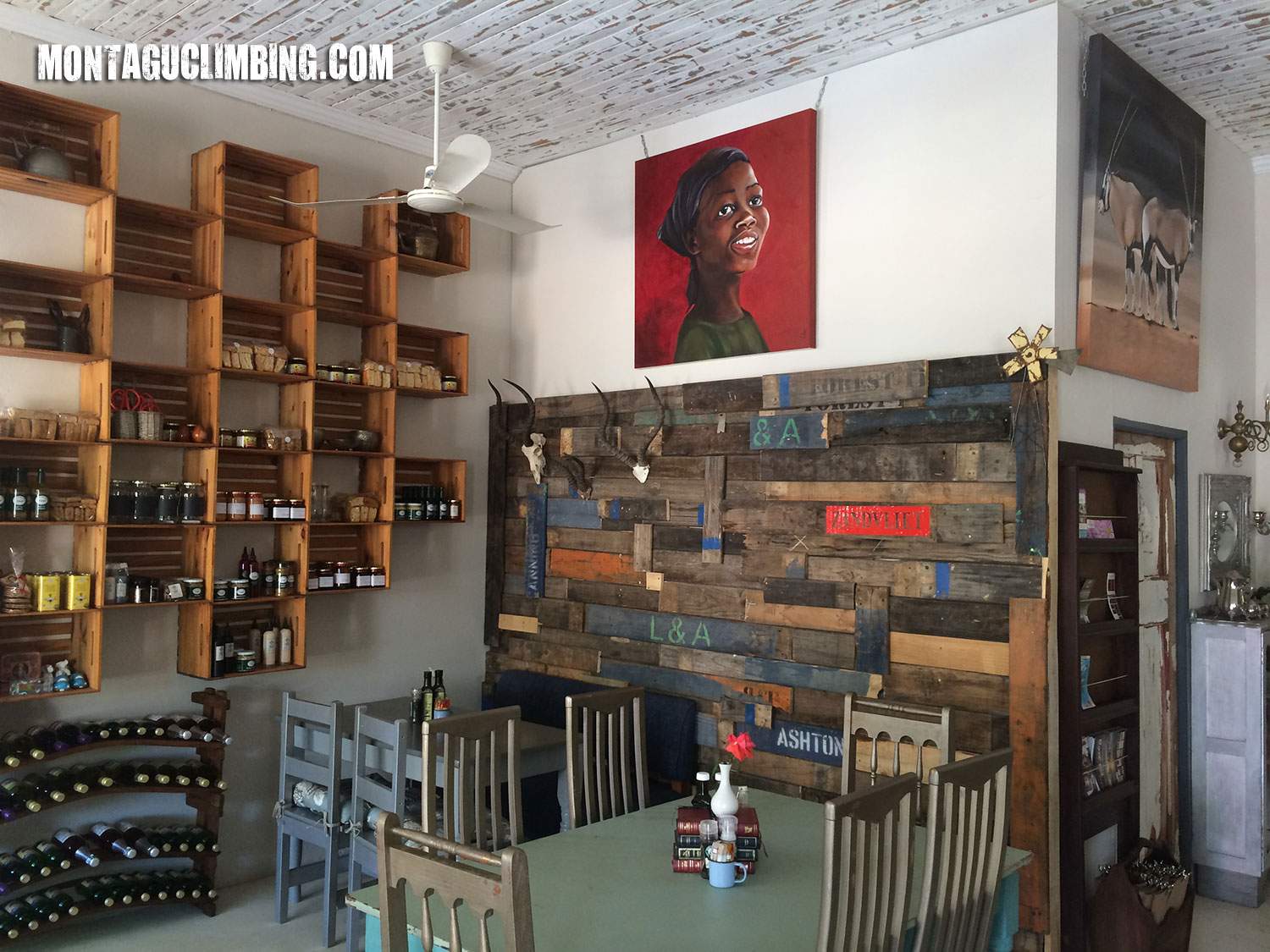 Boere Bistro Montagu Art for Sale