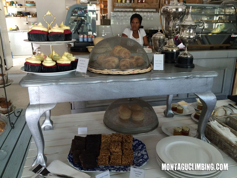 Boere Bistro Montagu Cakes