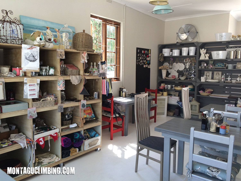 Boere Bistro Montagu Gift Shop
