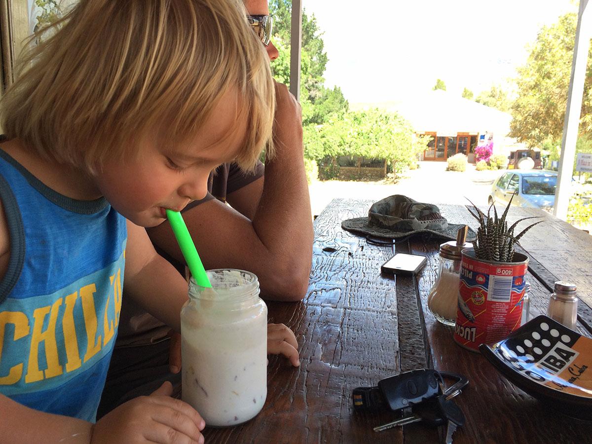 Diesel & Crème kids milkshake