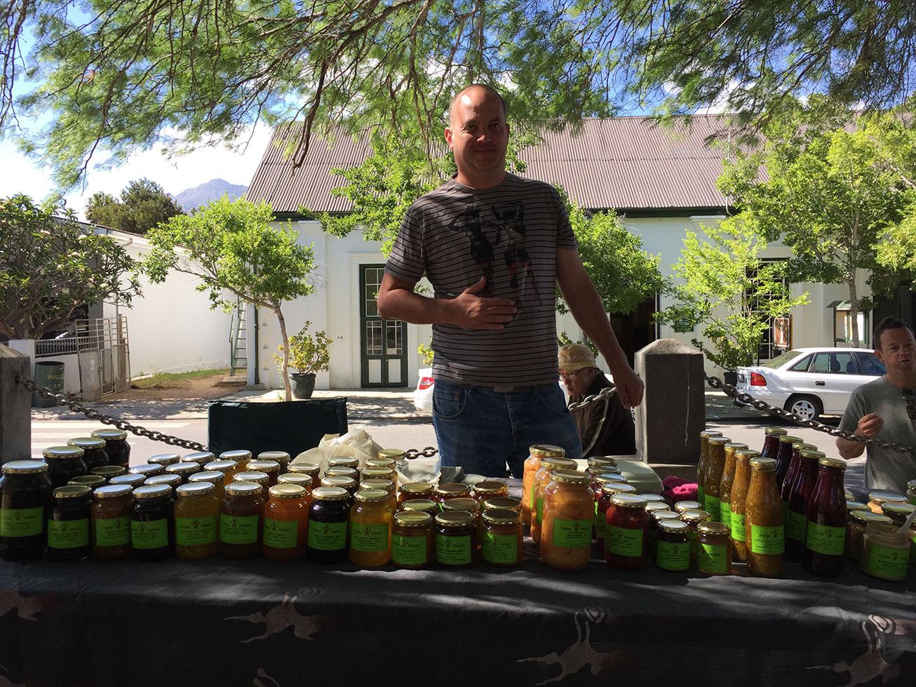 Montagu Village Market Jams & Mustard
