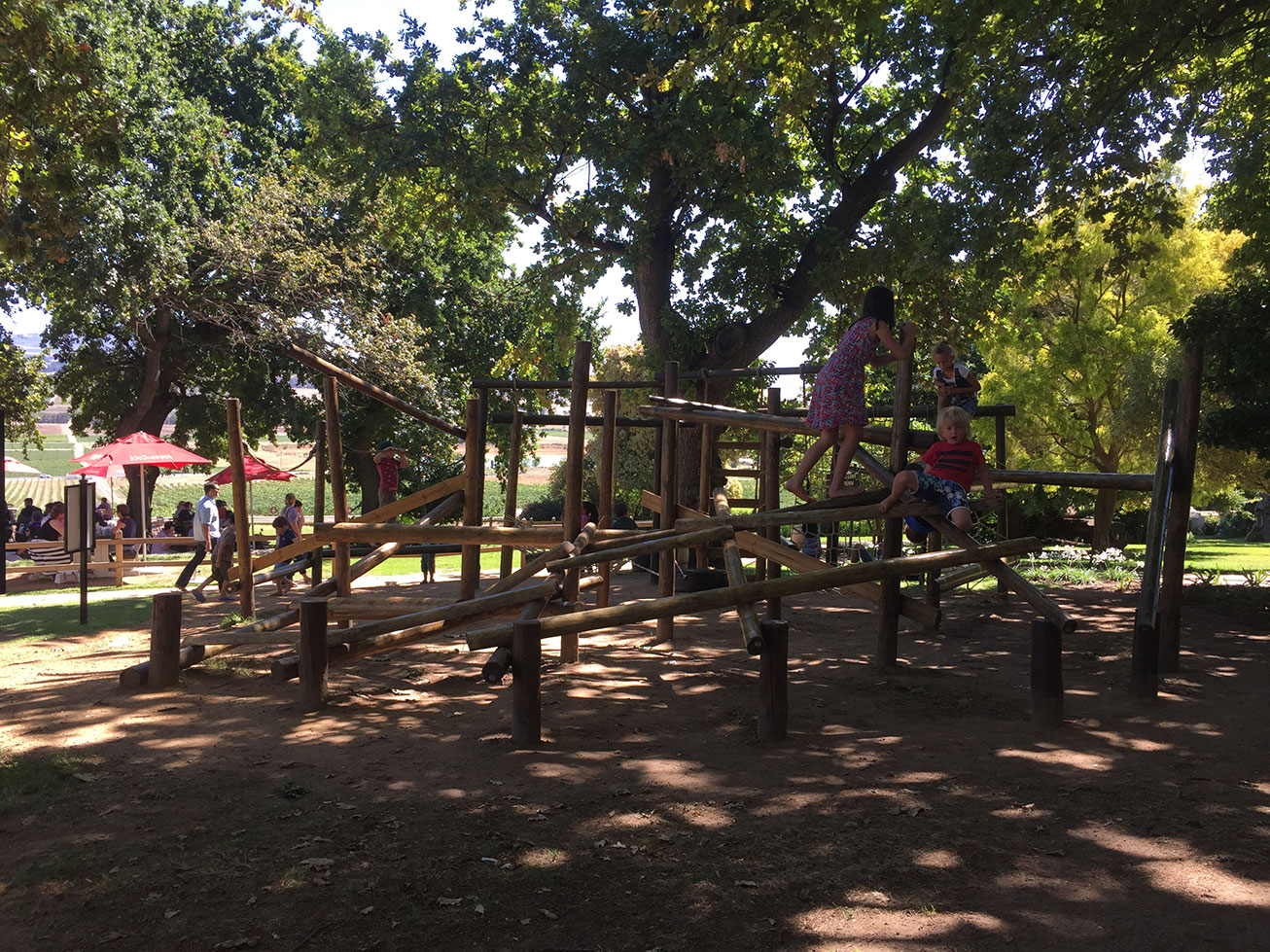 The Spice Route Paarl playground