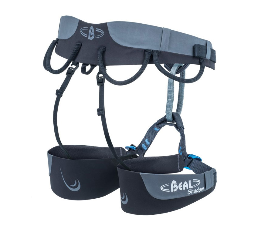 Beal Shadow Harness back