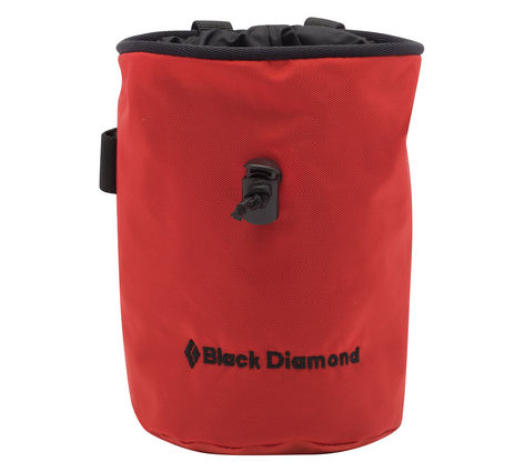 Black Diamond Mojo Chalk Bag Orange